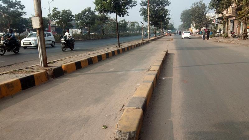 Naroda Nikol BRTS Design Cycle Track