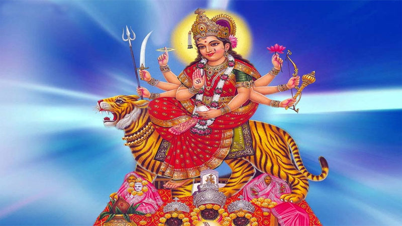 know the historical katha of Navratri and do pooja in this way
