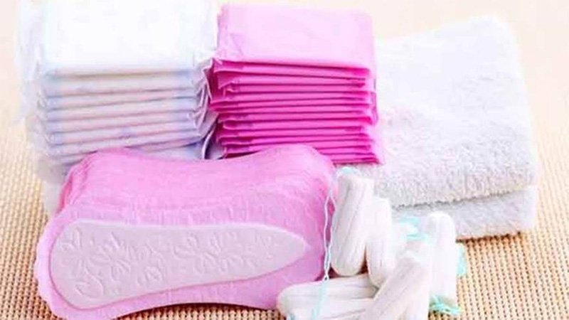 sanitary napkins will be sold for one rupee at jan aushadhi kendra
