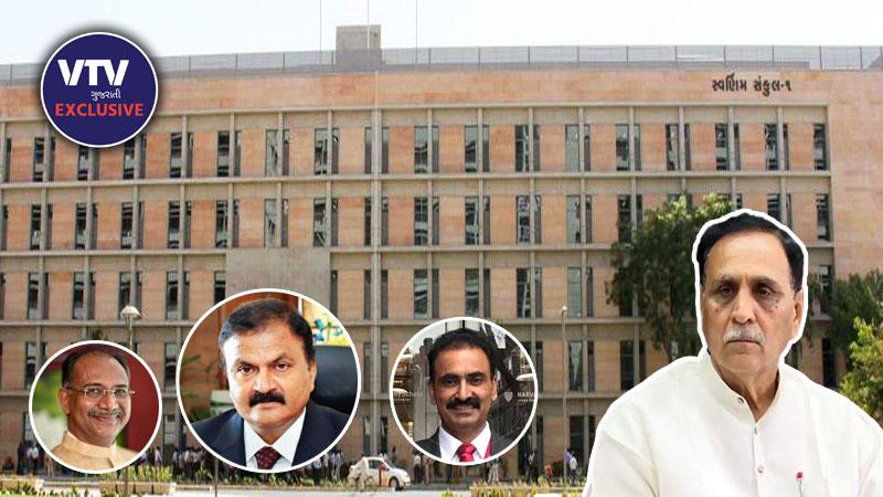 Gujarat government anil mukim chief secretary extension 3 favorite officers