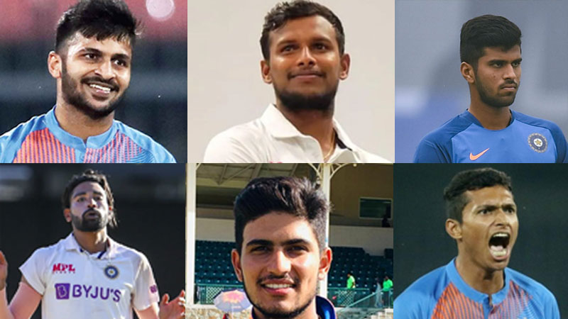 6 players got Thar as gift from anand mahindra