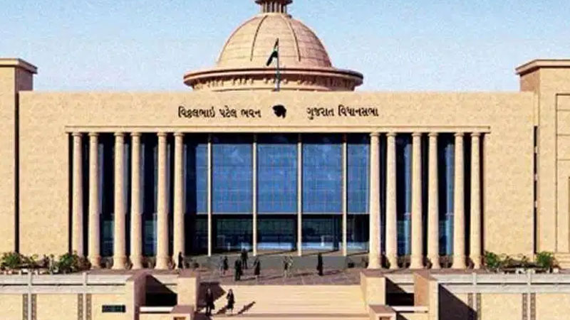 From tomorrow, the Gujarat Legislative Budget session, Namaste Trump and reserves will be addressed