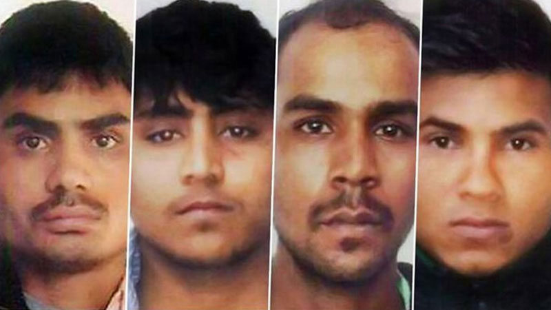 nirbhaya case convicts will not be able to stay on release of fourth death warrant