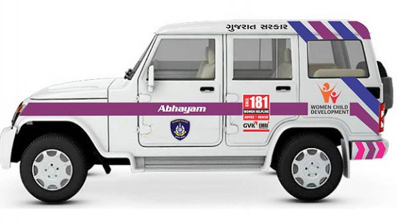 Ahmedabad police introduce Nirbhaya van for women safety