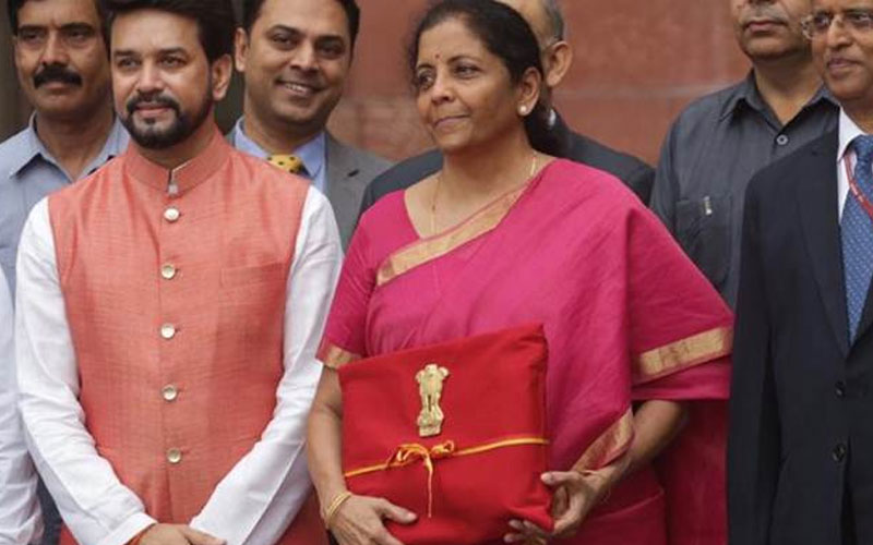 70000 crore rupees for psu bank recap budget 2019