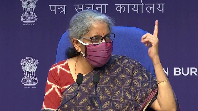 FM Lays Out Plan for Bad Bank, Rs 30,600 Cr Guarantee Approved
