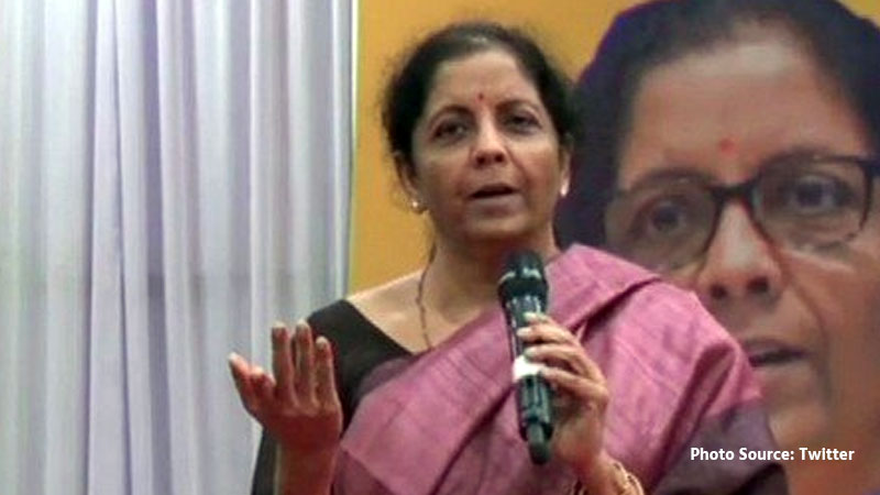 GST May Have Flaws, But It's The Kanoon Finance Minister Nirmala Sitharaman