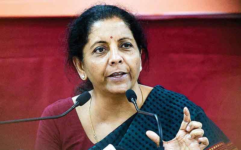 Union Budget 2019: Nirmala Sitharaman budget