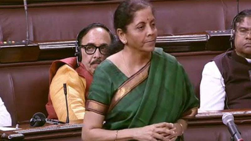 economic slowdown finance minister nirmala sitharaman present union budget 1 february