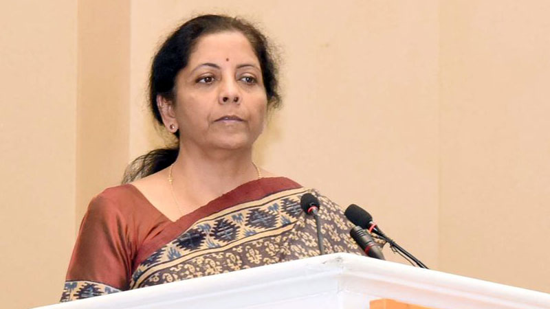 Sonia Gandhi Is Misleading People On Citizenship Law Nirmala Sitharaman