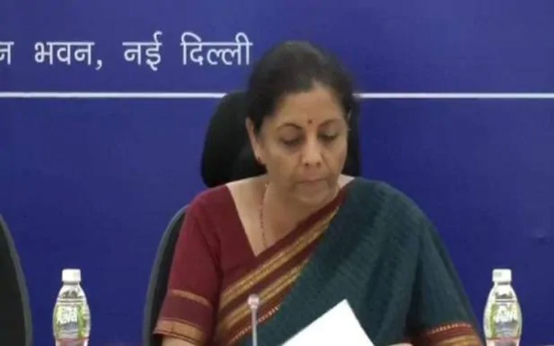 budget nirmala sitharaman holds pre budget meeting with finance ministers of all states