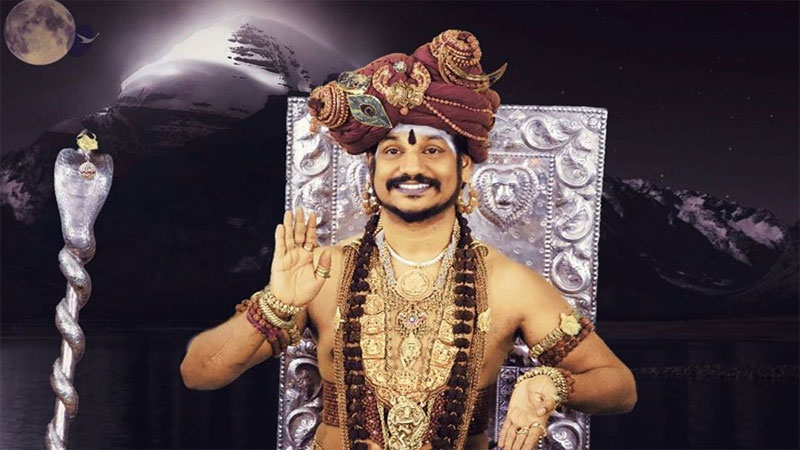 Swami Nithyananda video viral he said self god shiva