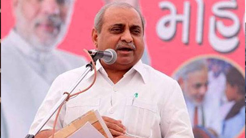 DyCM Nitin Patel on night curfew in Gujarat