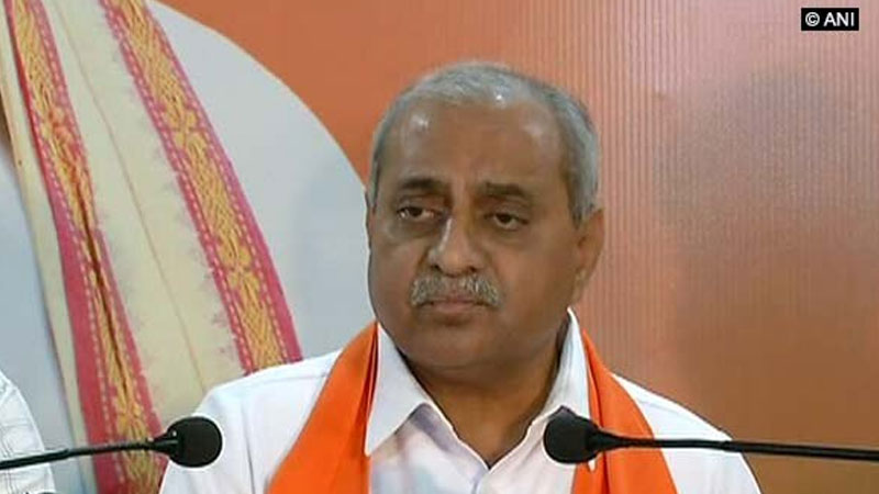 As soon as he reached Mehona, Nitin Patel spoke in his own estimation, saying- I lost my position to some of them