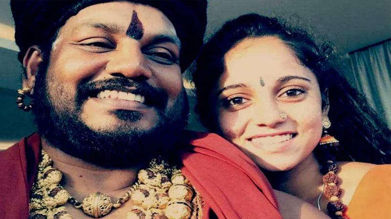 Sadhika Pranpriya reaction missing girl nity nandita Nityanand Ashram Ahmedabad