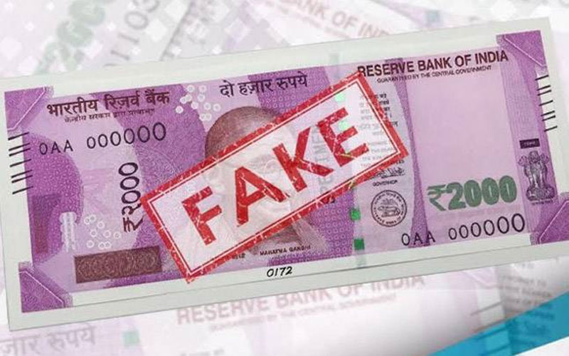 nia claims isi and d company sending fake notes to new routes in india