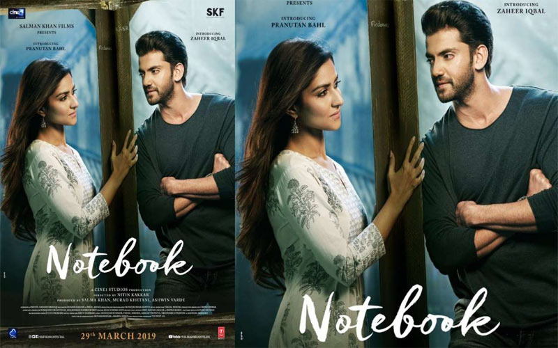 'Notebook' box office collection Day 3: The Zaheer Iqbal and Pranutan Bahl starrer sees a dull first weekend
