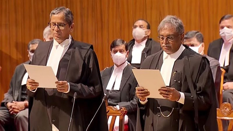 Need 50% reservation for women in judiciary, says Chief Justice NV Ramana