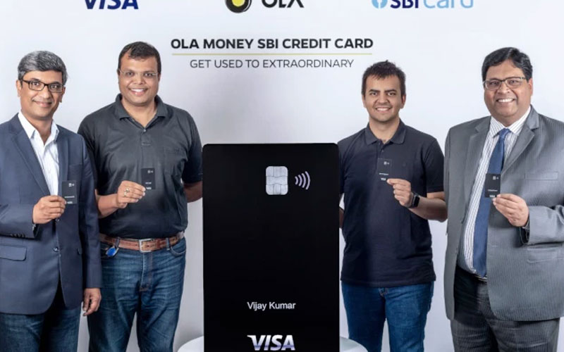 Ola Credit Card Launched in India in Partnership With SBI