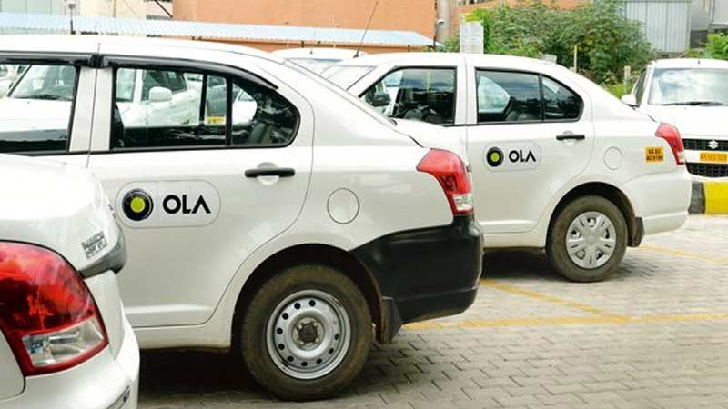 Ola Cabs Announces Foray In Self-Drive Service With Ola Drive