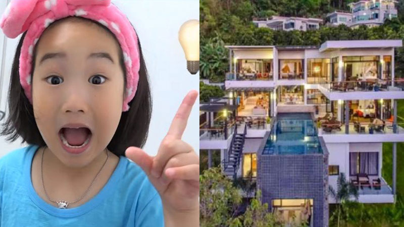6 year old south korean youtuber boram buys 5 storey building worth 55 crore