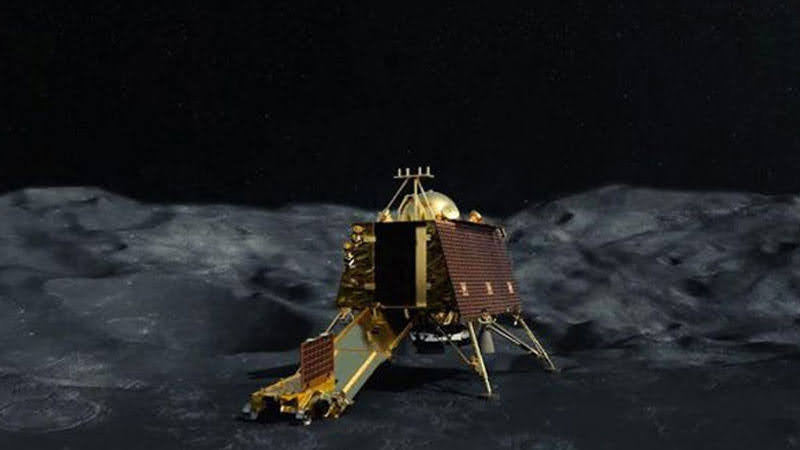 chandrayaan2 mission initial data released isro