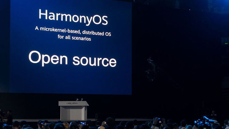 huawei launches new harmony operating system