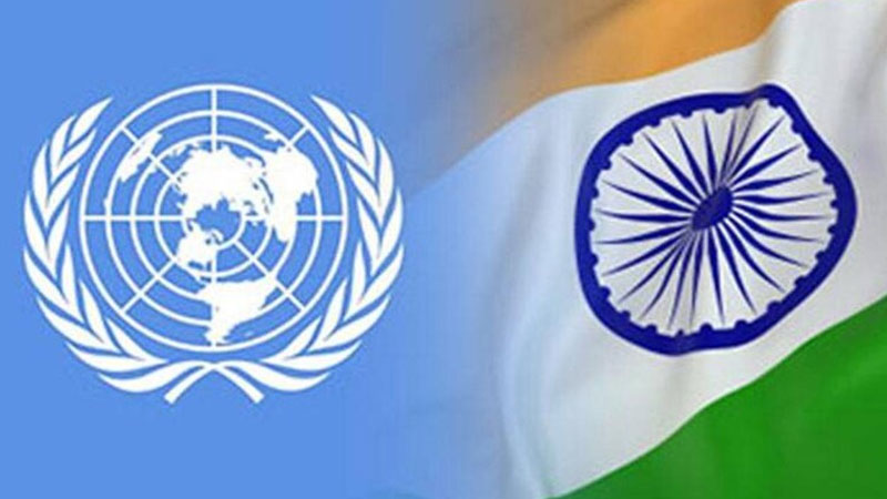 Outdated Agenda Item India Calls For Removing J&K Issue From UN