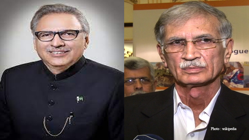 pakistan president and defence minister infected with coronavirus