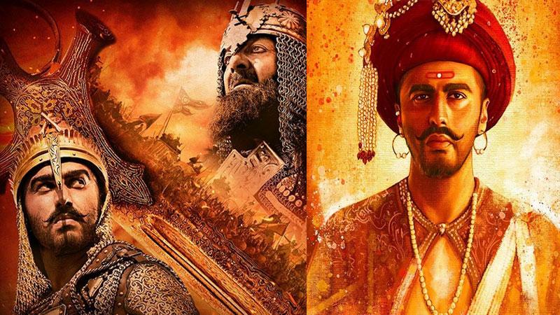 Arjun Kapoor shares making of Sadashiv Rao Bhau for Panipat