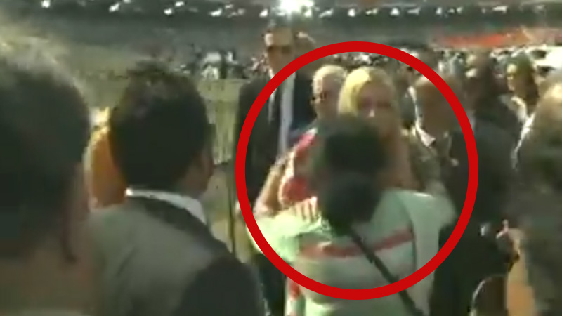 Donald trump ivanka trump namaste trump event ahmedabad