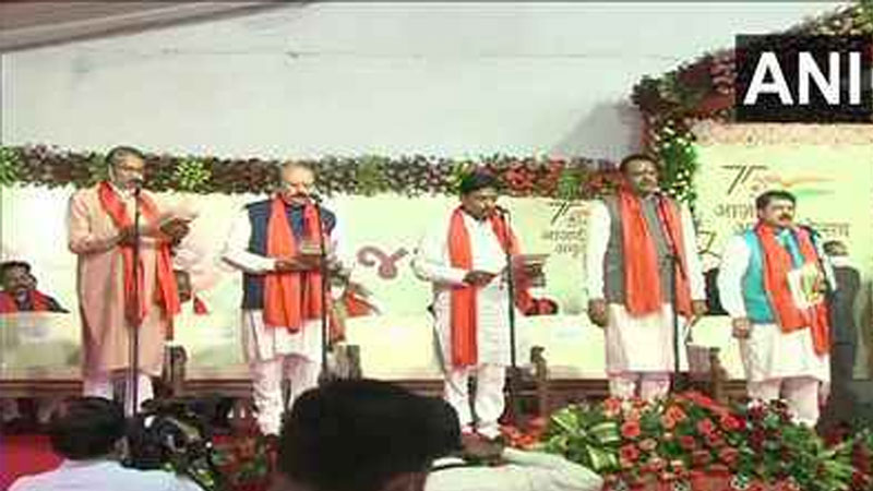 Patil Power in Gujarat's new cabinet: Southern dominance, find out how many ministers from Saurashtra