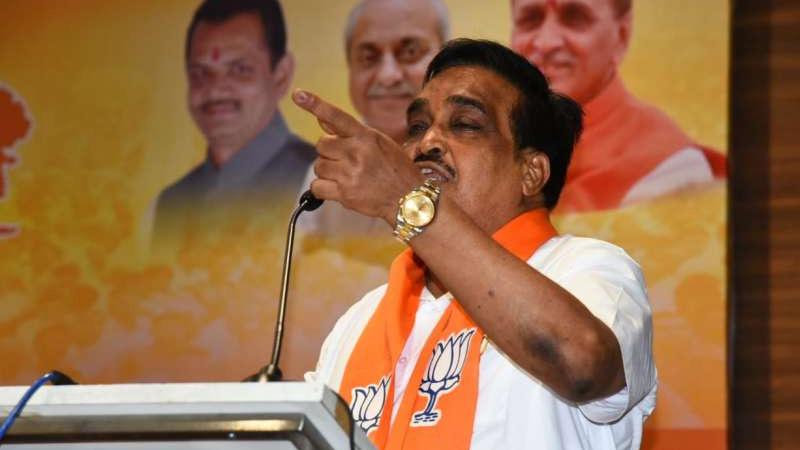 Gujarat BJP president CR Patil orders BJP workers program