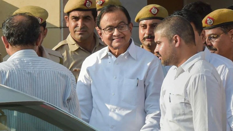 inx media case delhi court allows enforcement directorate ed to arrest p chidambaram P Chidambaram