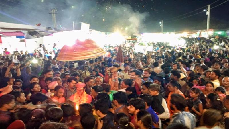 Gujarat Patan padmanabh Melo Revdiyo fair