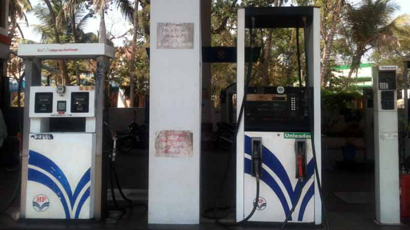 petroleum ministry india oil company petrol diesel price