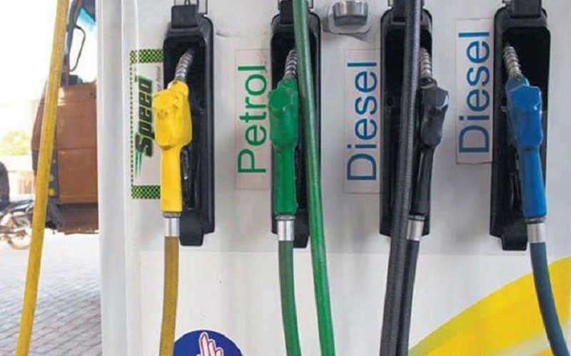 petrol and diesel price down on tuesday 9 july