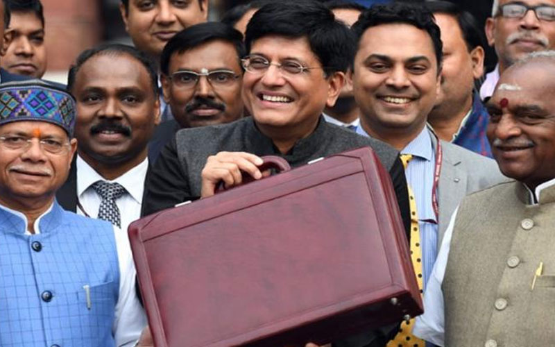 narendra modi cabinet who will be bjp treasurer if piyush goyal become finance minister