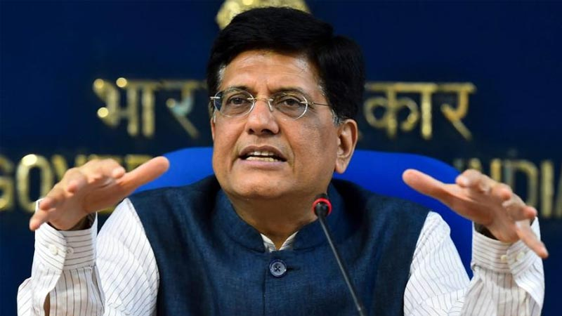 US-China trade war offers opportunity for Indian manufacturers in export market Piyush Goyal