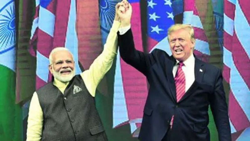 Congress leader Anand Sharma hits out at PM Modi for Abki baar Trump sarkar remark at Houston event