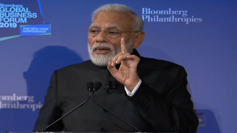 PM Narendra Modi To Address The World In UNGA On Various Issues today