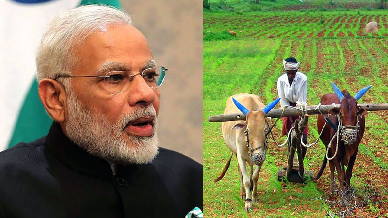essential commodities act modi government farmer income