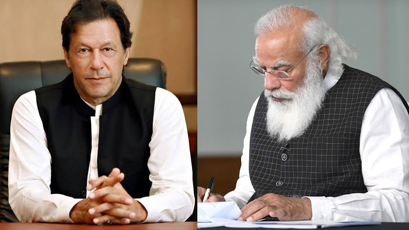 pm narendra modi wishes imran khan on pakistan national day