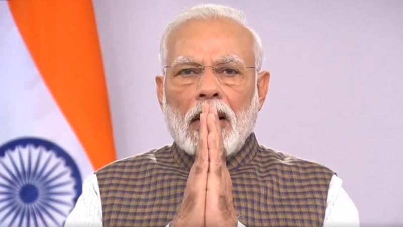 PM Modi to address nation coronavirus india