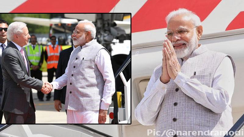 pm narendra modi houston visit howdy modi donald trump