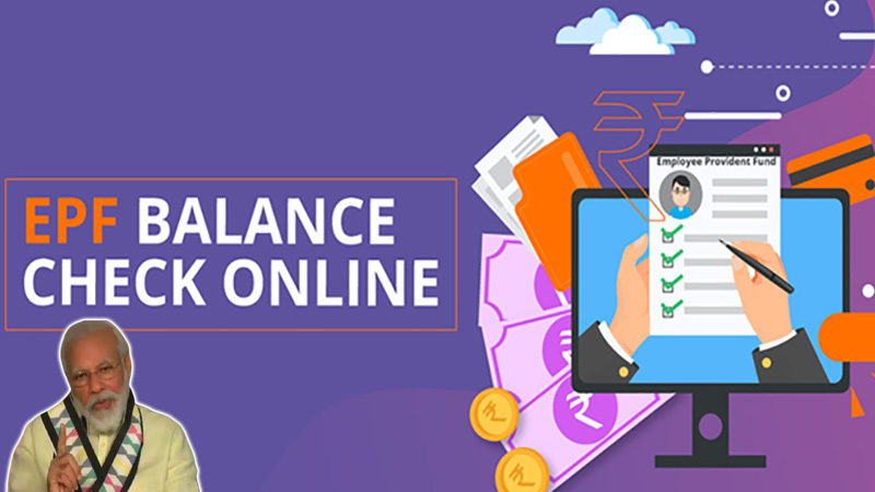 my profit how to check pf balance epf interest credit in pf account