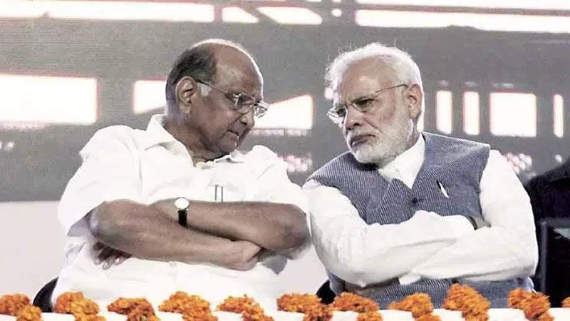 Maharashtra government sharad pawar ncp pm modi shiv sena
