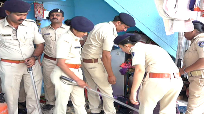 gujarat ahmedabad police drive on liquor ban alcohol prohibition in gujarat