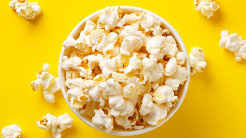 know the 10 most effective benefits of popcorn