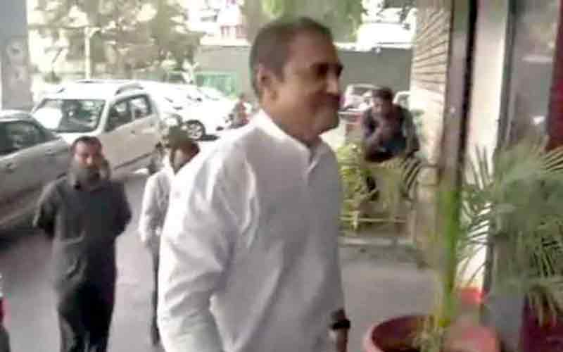 PMLA case Praful Patel appears before ED for second day